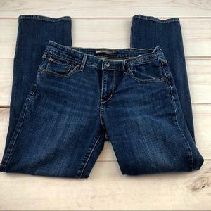 Levi's Demi Curve Jeans Sz 10 (Item #318)
